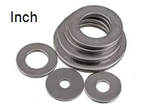 Washers, INCH Stainless