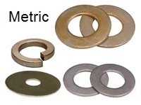 Washers, METRIC